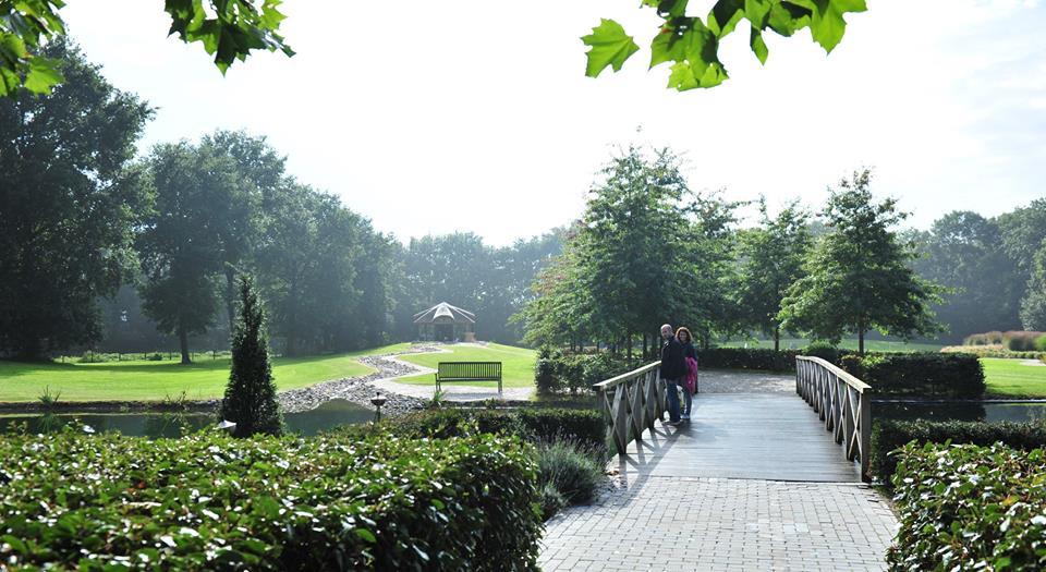 Impressie van het park